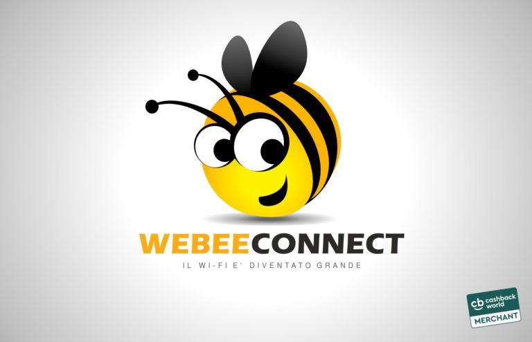 Logo WebeeConnect - sistema wireless